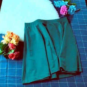 Green Old Navy Skirt
